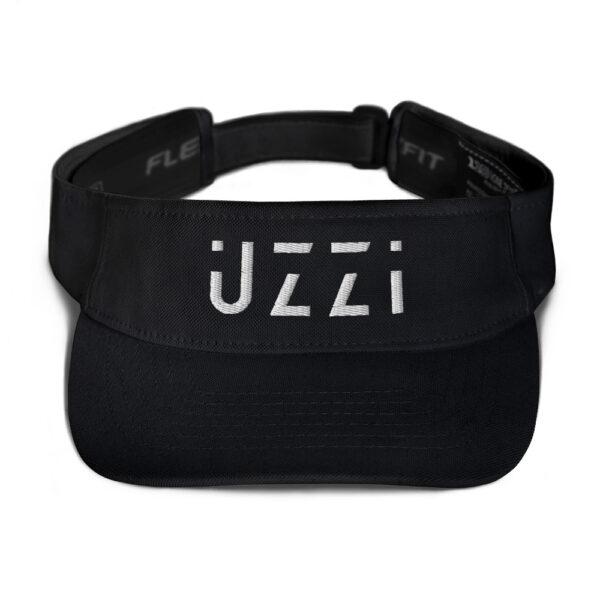 The UZZI Black Visor