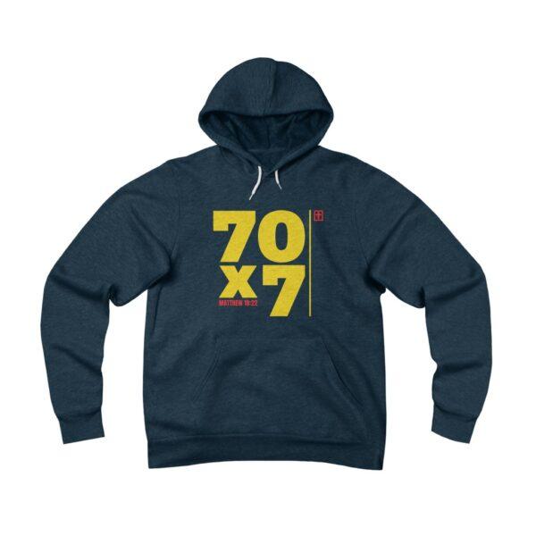 70X7 Uzzi Pullover Hoodie
