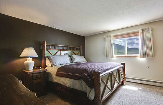 Master Bedroom - There are lake views from every room