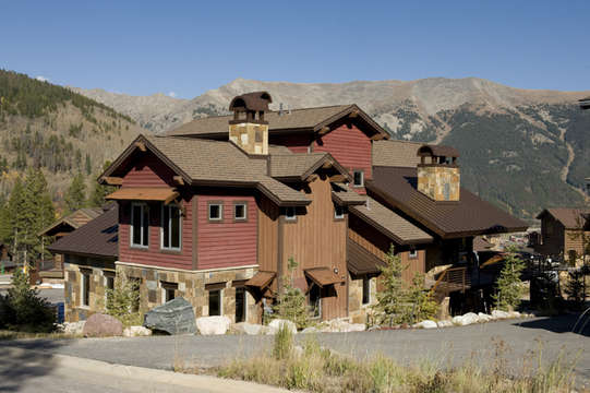 The Mill ski in - ski out fabulous luxury home located in Copper Mountain