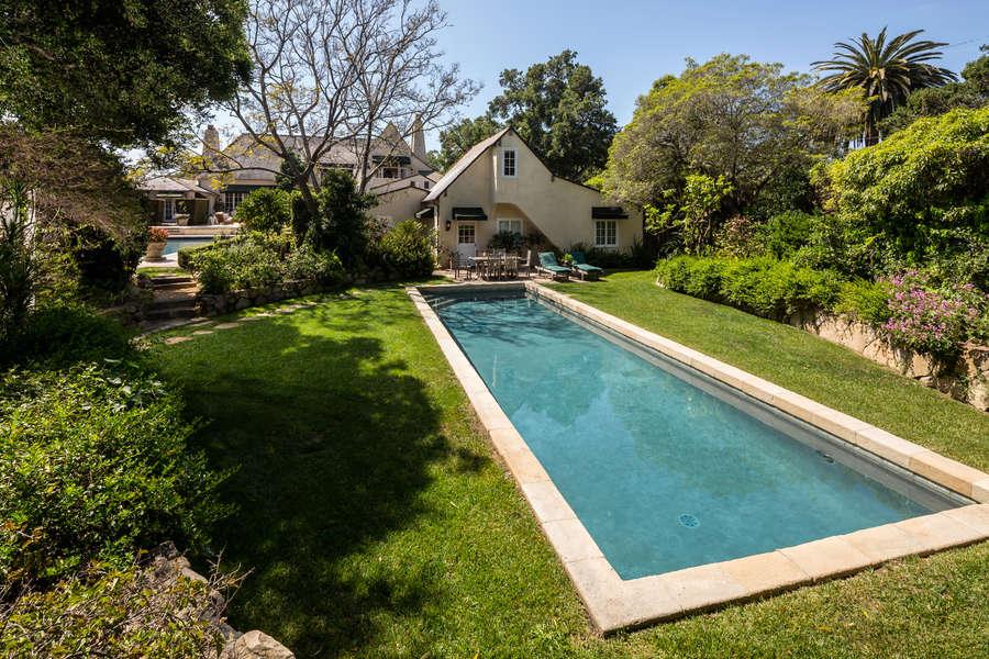 West Guest House Lap Pool