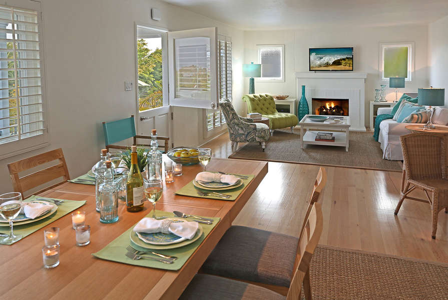 Dine in Great Room Style