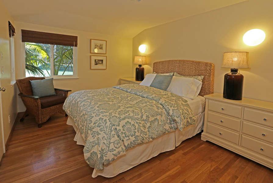 East wing Bedroom #4