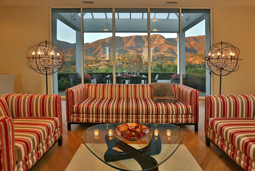 Living Room is the heart of the home