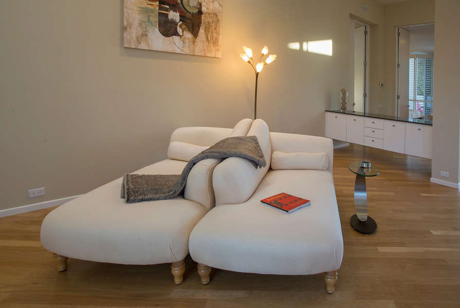 Style and comfort in the Living Room