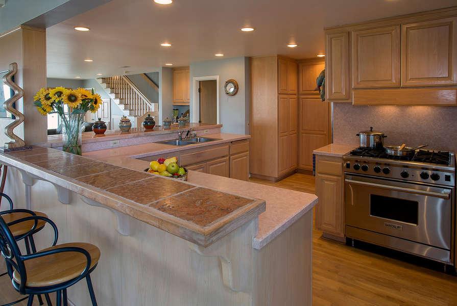 New appliances in Kitchen