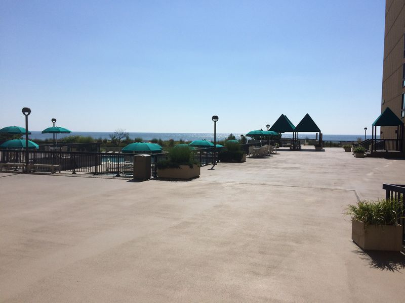 Oceanfront View - Walk Out to Beach and Pool