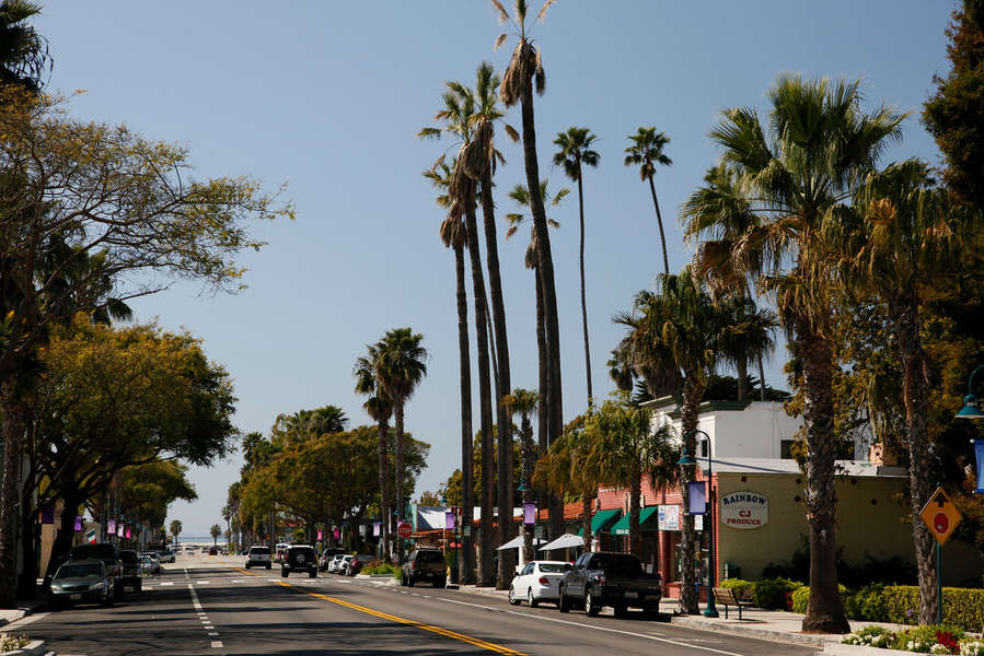 Only a few miles to Downtown Carpinteria