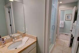 First floor Jack-n-Jill bathroom