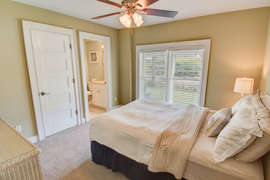 Queen Bedroom With Private Bath