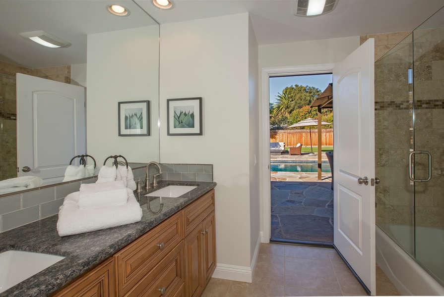 Guest House Hall Bathroom #4