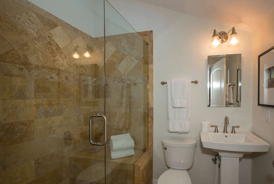 En Suite Bathroom in Bedroom #5