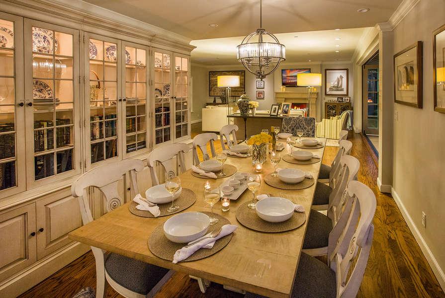 Set an elegant table