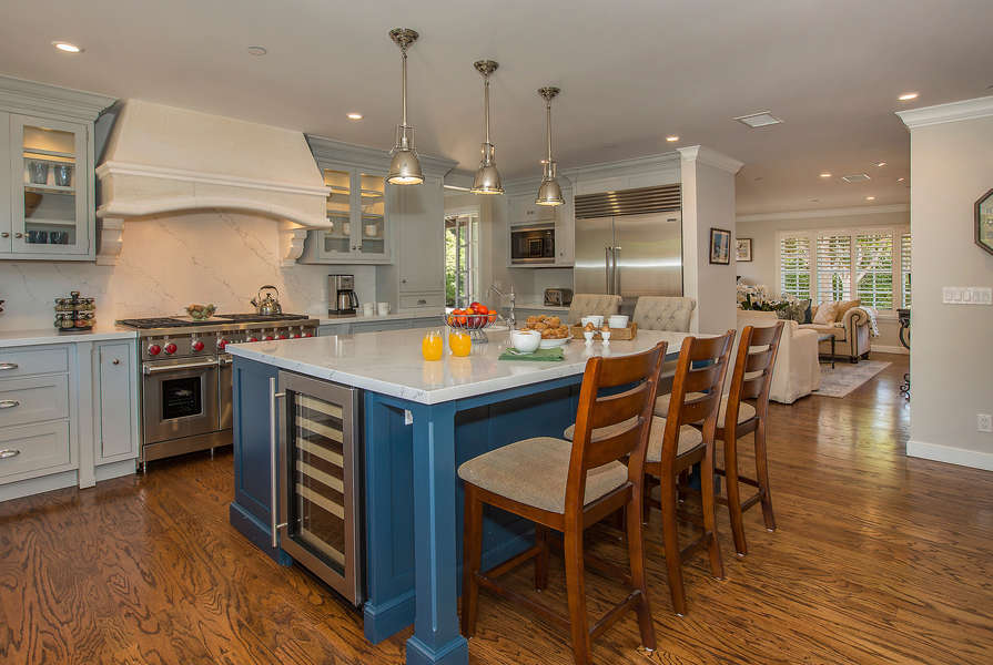Gourmet Kitchen with all the amenities