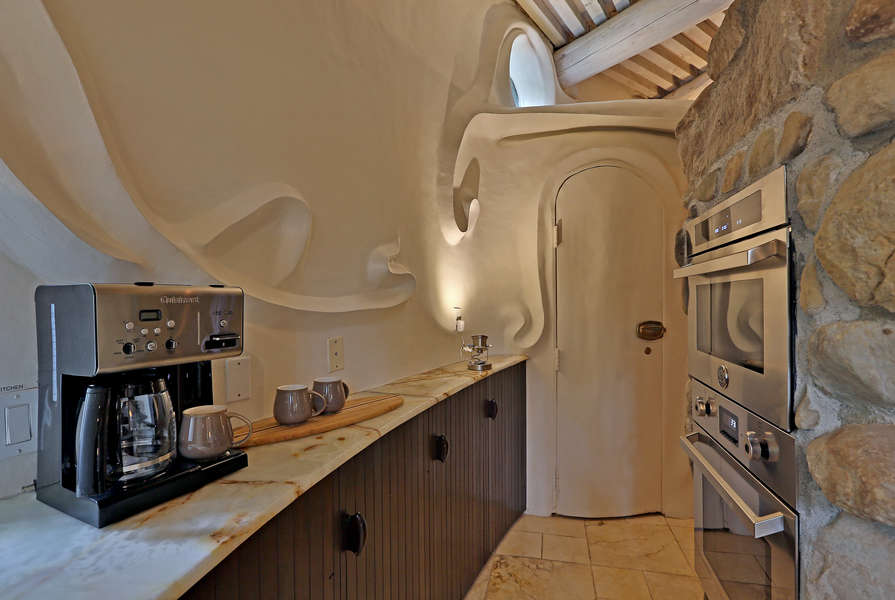 Well appointed Kitchen, and large pantry