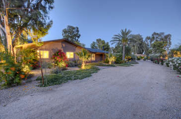 Gorgeous ranch home on large lot near Starfire Golf Club is lovely escape for families or couples