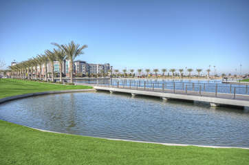 Mesa River View Park is outstanding and offers something for everyone
