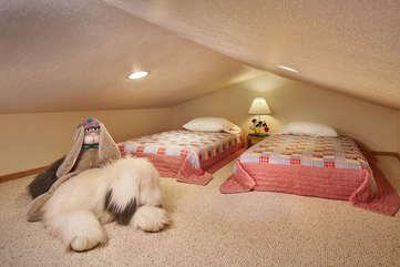 Guest Apartment Loft -Star View Lodge