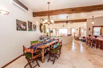 Indigo Belize 3B Dining & Kitchen