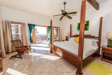 Indigo Belize 3B Master Bedroom