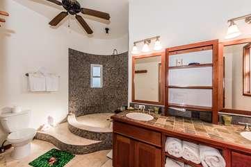 Indigo Belize 3B Master Bathroom
