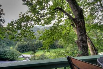Algonquin Cottage in the Beautiful Blue Ridge Mountains
