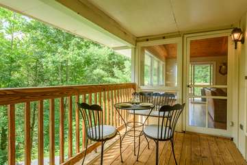Multiple deck spaces at Almost Heaven