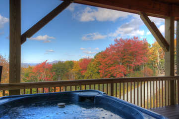 Buena Vista Private Hot Tub with a View