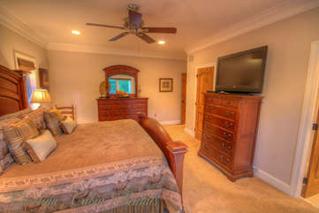 21 Linville Ridge King Master Suite