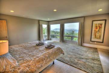 View from Master King Bedroom