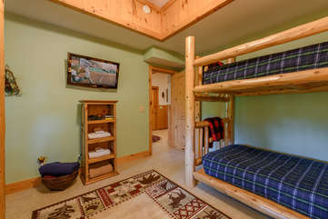 Downstairs Bunk Room