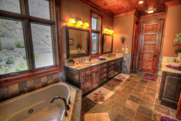 Overlook Estate Master Bath