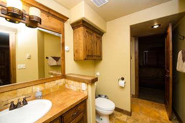 Downstairs bathroom 1