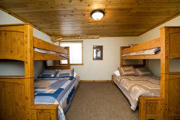 Downstairs 2nd bedroom