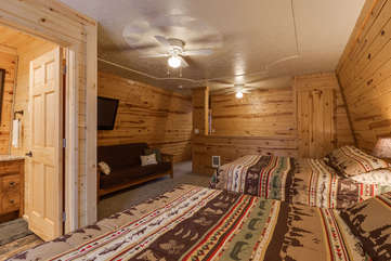 Loft beds, different view