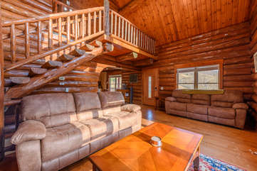 High Country Cabin
