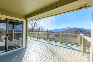 Main Level Deck, Outdoor Furniture, Gas Fire Feature, and Gas Grill all have since been added!
