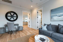 Second floor sitting room