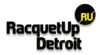 Racquetup detroit logo