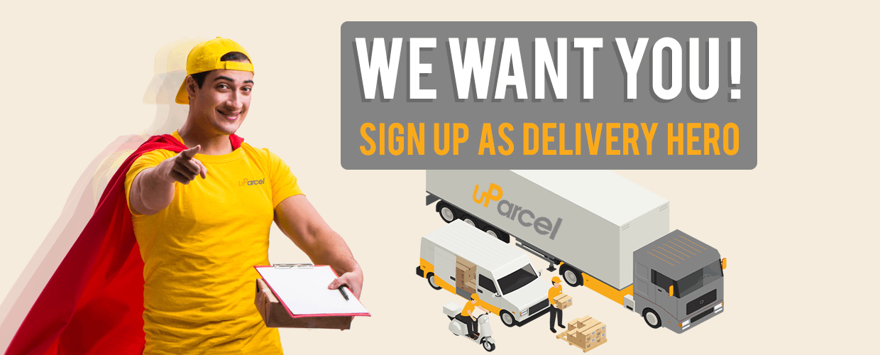 Uparcel Top tips to become a successful delivery agent