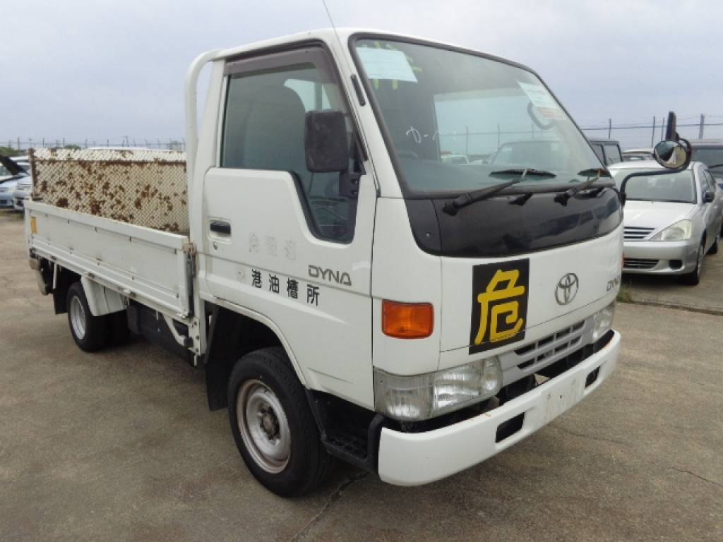 Used 1999 MT Toyota Dyna Truck YY131 Image[0]