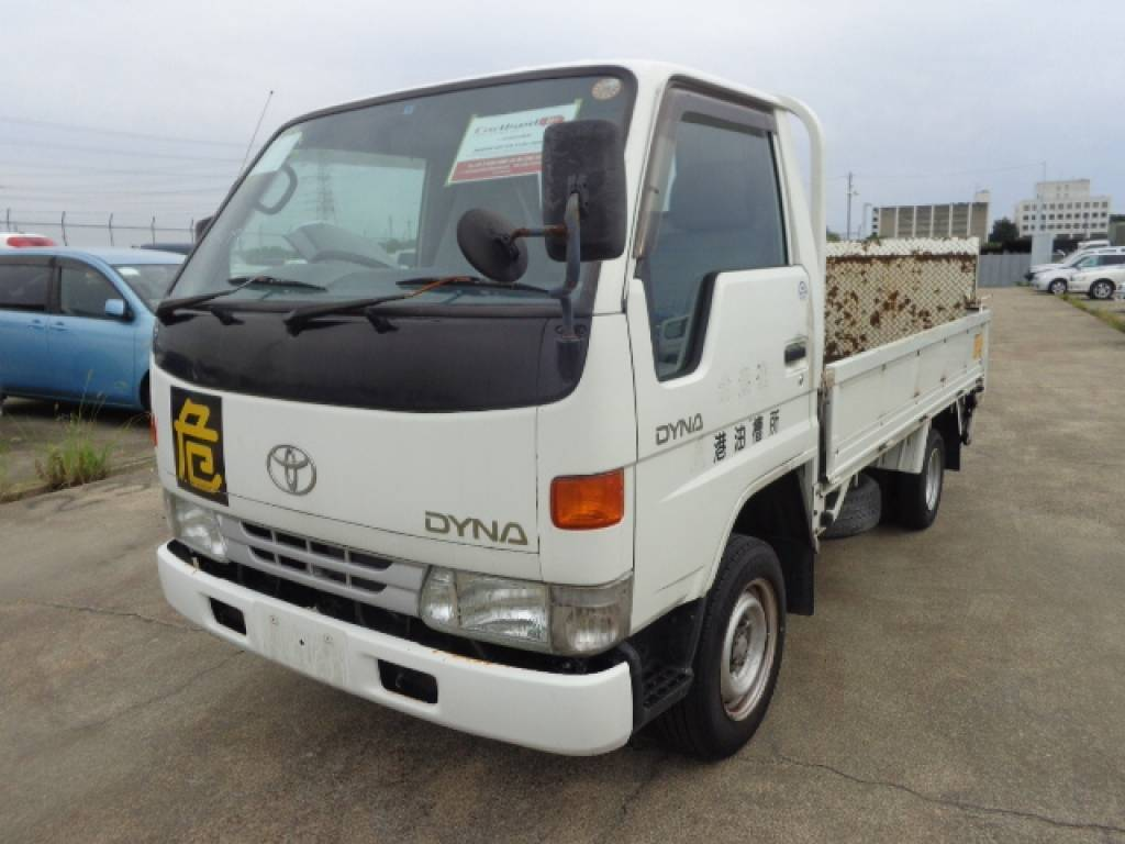 Used 1999 MT Toyota Dyna Truck YY131 Image[1]