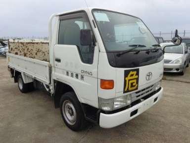 1999 MT Toyota Dyna Truck YY131