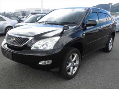 2008 AT Toyota Harrier GSU35