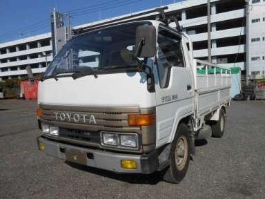 1990 MT Toyota Dyna Truck BU60