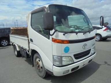 2002  Toyota Dyna Truck XZU307