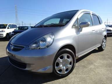 2007 AT Honda Fit GD3