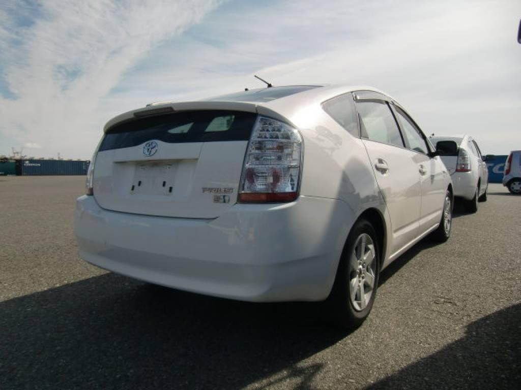 Used 2006 AT Toyota Prius NHW20 Image[2]