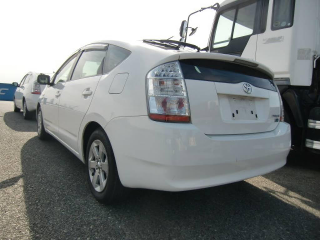 Used 2006 AT Toyota Prius NHW20 Image[3]
