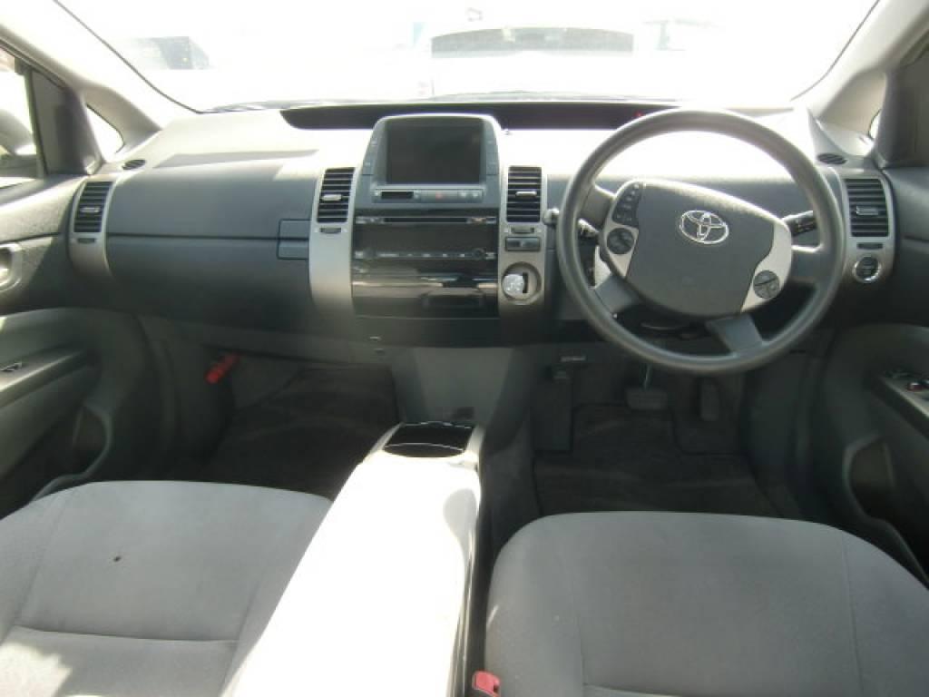 Used 2006 AT Toyota Prius NHW20 Image[7]